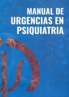 Descargando audiolibros en el nook MANUAL DE URGENCIAS EN PSIQUIATRÍA de VV.AA 9788409045457 (Spanish Edition)