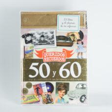 Ebooks descargables en formato pdf. CAJA  QUERIDOS RECUERDOS DE LOS AÑOS 50 Y 60  + PLUMIER de  9788412040357