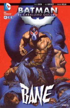 batman: el caballero oscuro - bane-chuck dixon-9788415628057
