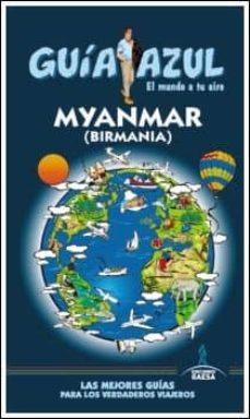 Debatecd.mx Myanmar (Birmania) 2014 (Guia Azul) Image