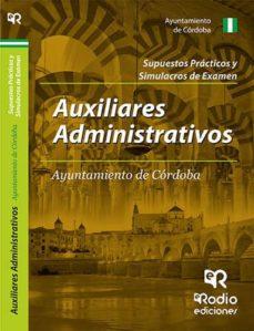Colorroad.es Auxiliar Administrativo Del Ayuntamiento De Cordoba. Supuestos Practicos Y Simulacros De Examen Image