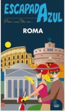 roma 2016 (escapada azul)-9788416408757