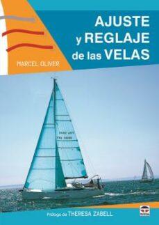 ajuste y reglaje de las velas-marcel oliver-9788416676057