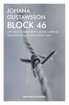 Descargar libros electrónicos en formato prc BLOCK 46 de JOHANA GUSTAWSSON