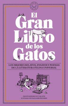 Libro de audio gratuito con descarga de texto EL GRAN LIBRO DE LOS GATOS 9788417552657 de