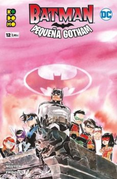 Permacultivo.es Batman: Pequeña Gotham Núm. 12 (De 12) Image