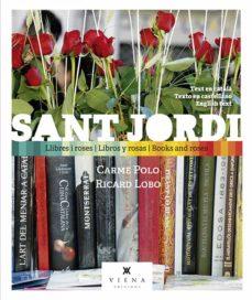 Relaismarechiaro.it Sant Jordi, Llibres I Roses Image