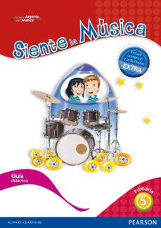 siente la música 5 libro del alumno (contenido extra)-9788420564357