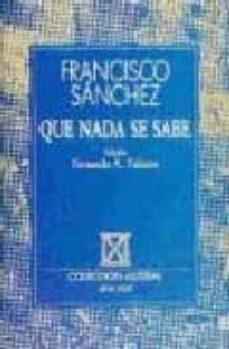 Elmonolitodigital.es Que Nada Se Sabe (2ª Ed.) Image