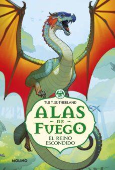alas de fuego 3: el reino escondido-tui t. sutherland-9788427208957
