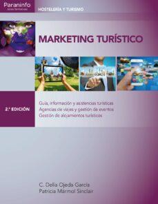 Javiercoterillo.es Marketing Turistico (2ª Ed.) Image