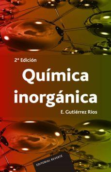 quimica inorganica-enrique gutierrez rios-9788429172157