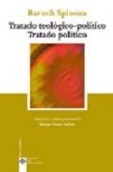 Geekmag.es Tratado Teologico-politco: Tratado Politico (4ª Ed.) Image