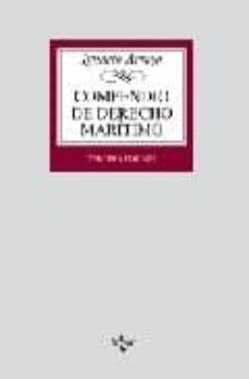 Ojpa.es Compendio De Derecho Maritimo (3ª Ed.) Image