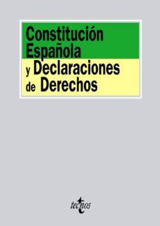 Padella.mx Constitucion Española Y Declaraciones De Derechos Image