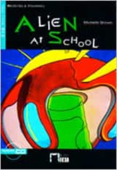 alien at school (elementary) (incluye cd)-michelle brown-9788431646257