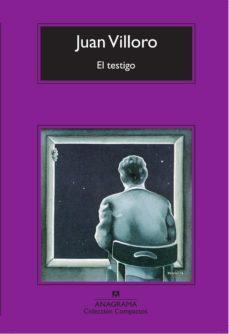 El testigo de Juan Villoro 🥇 libro gratis pdf y epub ...