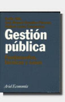 Relaismarechiaro.it Gestion Publica: Fundamentos, Tecnicas Y Casos Image