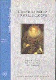 Carreracentenariometro.es Literatura Inglesa Hasta El Siglo Xvii (46104ud1a01) Image
