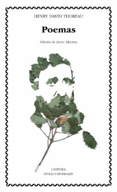 Descargar e book gratis POEMAS 9788437638157 en español  de HENRY DAVID THOREAU