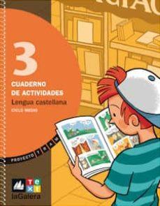 Geekmag.es Tram Castella 3 Quadern Actividades (3º De Primaria) Image