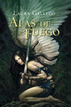 alas de fuego (ebook)-laura gallego-9788445002957