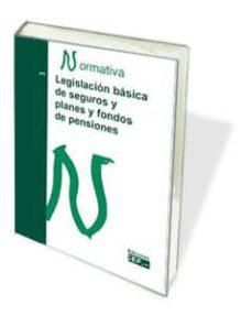 Chapultepecuno.mx Legislacion Basica De Seguros Y Planes Y Fondos De Pensiones Image