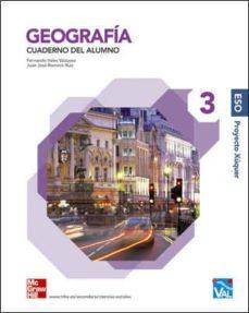 Permacultivo.es Geografia. 3º Eso. Cuaderno Del Alumno Image