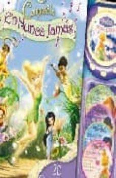 Padella.mx Campanillas: En Nunca Jamas (Incluye 4 Cds) (Disney Campanilla) Image