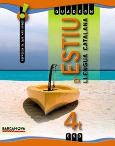 Permacultivo.es Quadern D Estiu 4 Eso. Llengua Catalana Image
