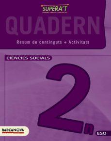 Chapultepecuno.mx Supera T. Ciències Socials 2 Eso. Quadern De Treball Image