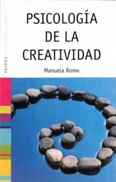 Descargar PSICOLOGIA DE LA CREATIVIDAD gratis pdf - leer online