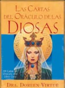 Inmaswan.es Las Cartas Del Oraculo De Las Diosas: 44 Cartas Del Oraculo Con L Ibro Guia Image