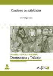Encuentroelemadrid.es Cuadernos De Actividades De Democracia Y Trabajo Image