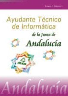 Carreracentenariometro.es Ayudante Tecnico De Informatica De La Junta De Andalucia: Temario (Vol. I) Image