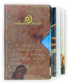 Asdmolveno.it Cronicas De La Torre (Edicion Especial).valle De Los Lobos. Maldi Cion Del Maestro.llamada De Los Muertos. Fenris El Elfo Image
