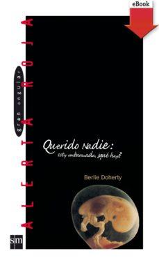 querido nadie (ebook-epub) (ebook)-berlie doherty-9788467563757
