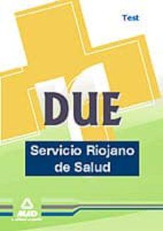 Lofficielhommes.es Due Del Servicio Riojano De Salud. Test Image
