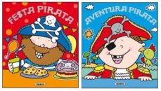 Inmaswan.es Pirates Amb Adhesius (2 Títols) Image