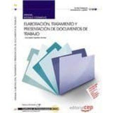 Debatecd.mx (Mf0986_3: Transversal) Manual. Elaboración, Tratamiento Y Presentación De Documentos De Trabajo. Certificados De Image