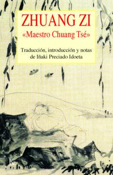 Chapultepecuno.mx Zhuang Zi: Maestro Chuang Tse Image