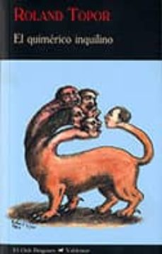 Ebook descargar italiano gratis EL QUIMÉRICO INQUILINO 9788477028857 in Spanish de ROLAND TOPOR