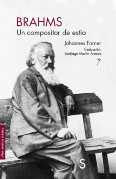 Descargar ebook online BRAHMS de JOHANNES FORNER (Literatura española)