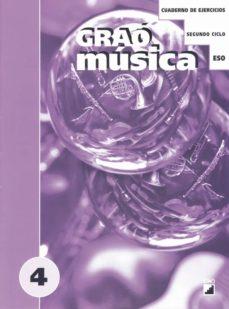 Iguanabus.es Grao, Musica, 4º Eso, 2º Ciclo. Cuaderno De Ejercicios Image