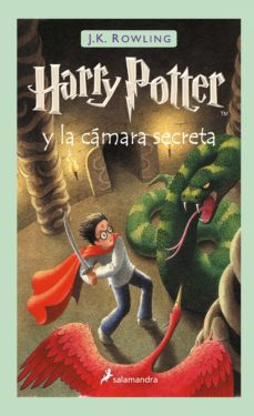 Descargar ebook epub HARRY POTTER Y LA CAMARA SECRETA en español 9788478884957 de J.K. ROWLING