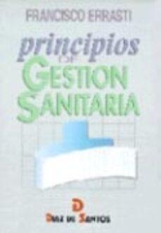 Descarga de zip de ebook PRINCIPIOS DE GESTION SANITARIA