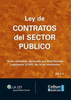 ley de contratos del sector público (ebook)-9788481266757