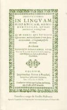 Padella.mx Institutiones In Linguam Hispanicam, Adm Image