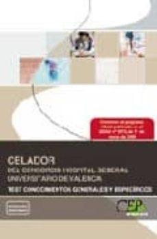 Permacultivo.es Celador Del Consorcio Hospital General Universitario De Valencia Test Conocimientos Generales Y Especificos Image