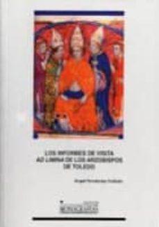 Vinisenzatrucco.it Los Informes De Visita Ad Limina De Los Arzobispos De Toledo Image